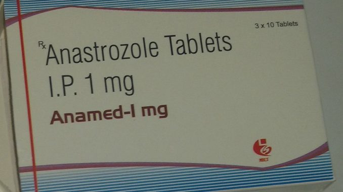 Anastrozole the use and side effects