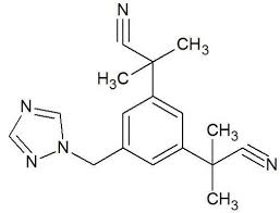 chemical synthesis of anastrozole