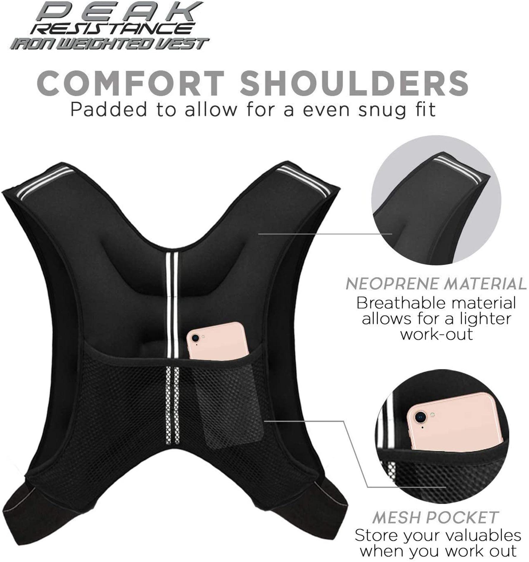 best aduro sport weighted vest