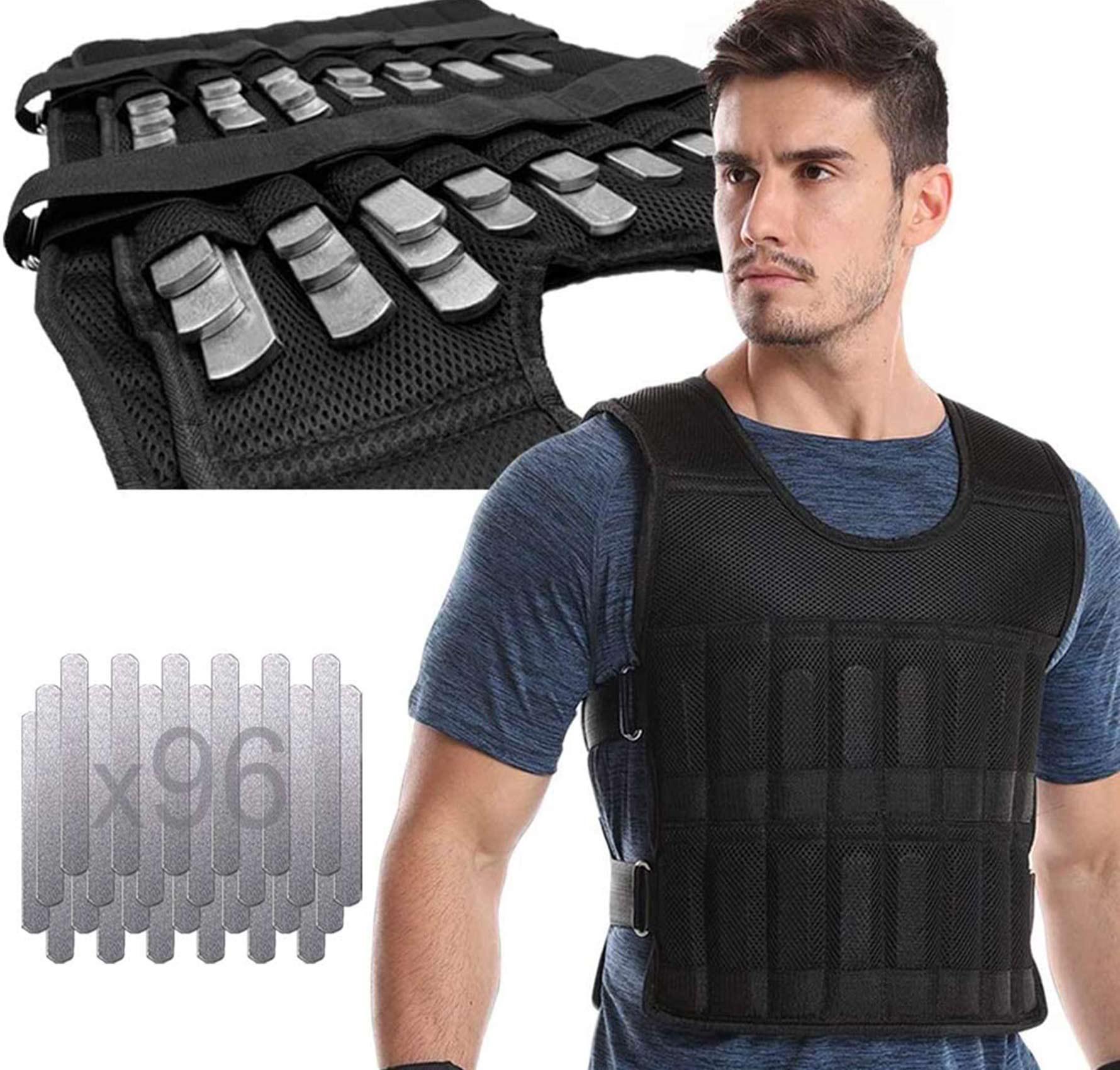 best lekaro weighted vest